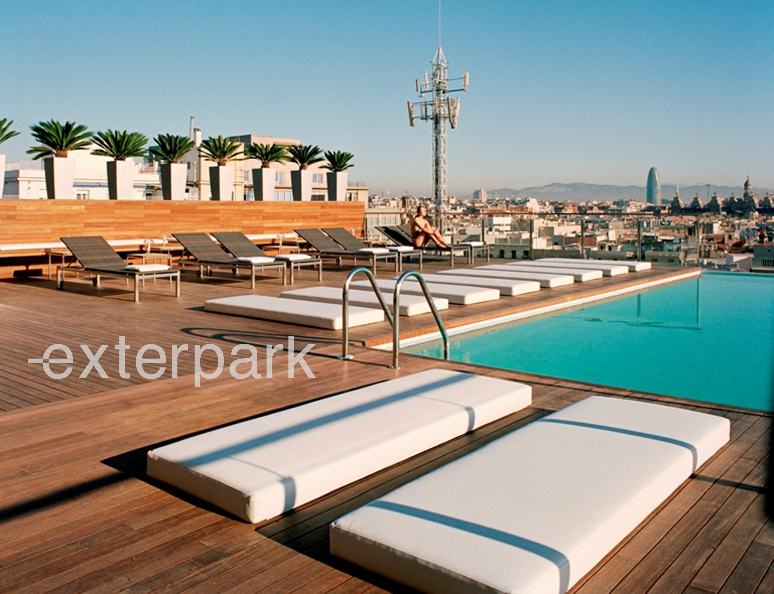 Ipè Lapacho Plus Grand Hotel Central Barcellona