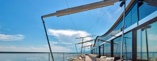 Exterpark Tech Cube Ipe Beaulac Hotel – Svizzera