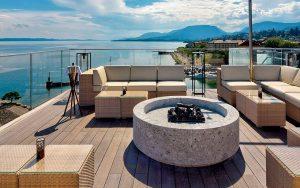 Exterpark Tech Cube Ipe Beaulac Hotel - Svizzera