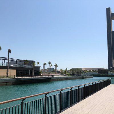 Exterpark Tech Cube Plata – Bahrain Bay