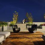 Exterpark Spina per terrazza in Israele