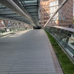 Exterpark Tech Rock Pizarra Polytechnic University Footbridge - Hong Kong