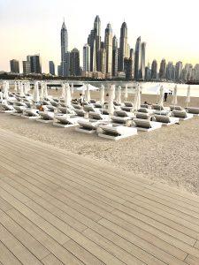 Exterpark Tech Cube Crema Five Palm Jumeirah Hotel - Dubai