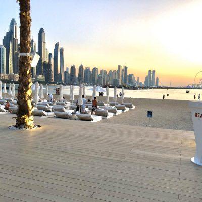 Exterpark Tech Cube Crema Five Palm Jumeirah Hotel – Dubai