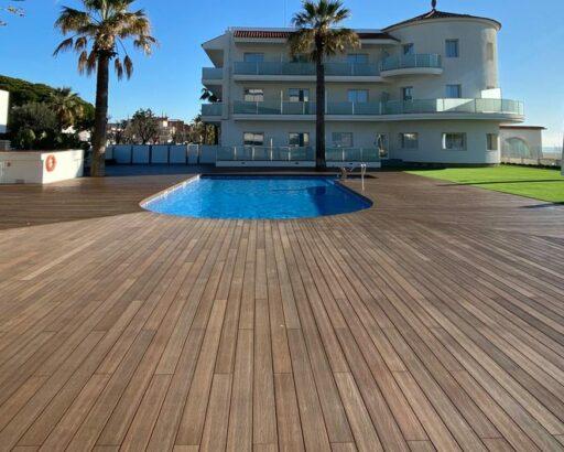 Exterpark Tech Cube Ipe Hotel Playafels Castelldefels – Spagna