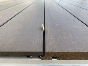 Exterpark Magnet Bamboo FSC Carbonised - Madrid Spagna