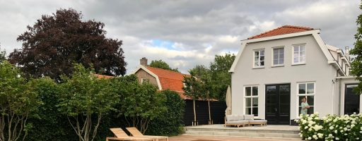 Exterpark Magnet Ipè Casa Privata Olanda