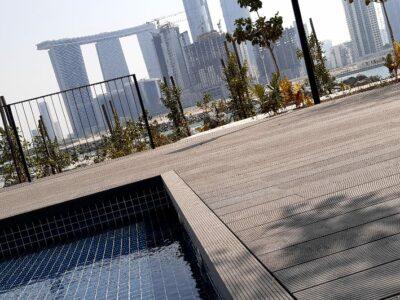 Exterpark Tech Choice Pizarra – Abu Dhabi