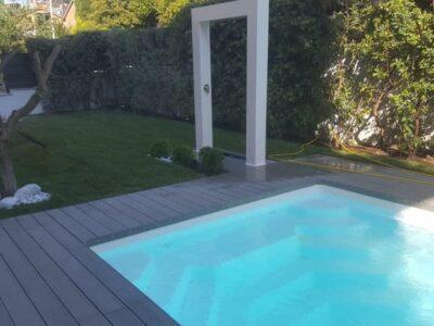 Exterpark Tech Cube Plata – Casa Privata Roma