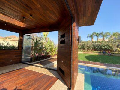 Exterpark Magnet Ipè – Casa privata Egitto