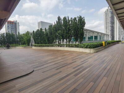 Exterpark Tech Cube Ipè/Teka Singapore