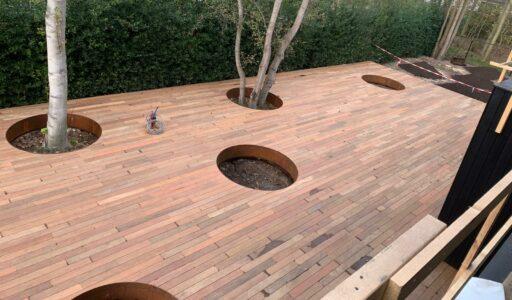 Exterpark Magnet Ipè – Casa privata Olanda