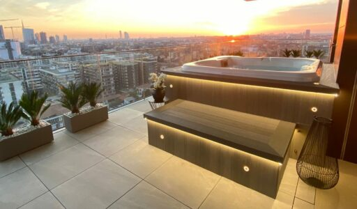 Exterpark Tech Cube Antique – Casa Privata Milano