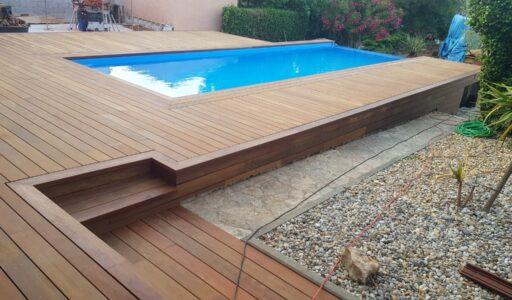 Exterpark Magnet Ipè – Bordo piscina Croazia